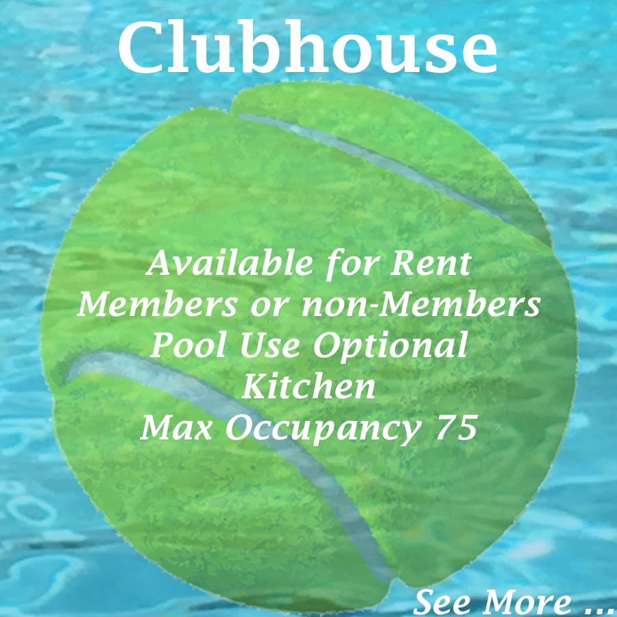 Clubhouse Rental at Meadowgrove Club